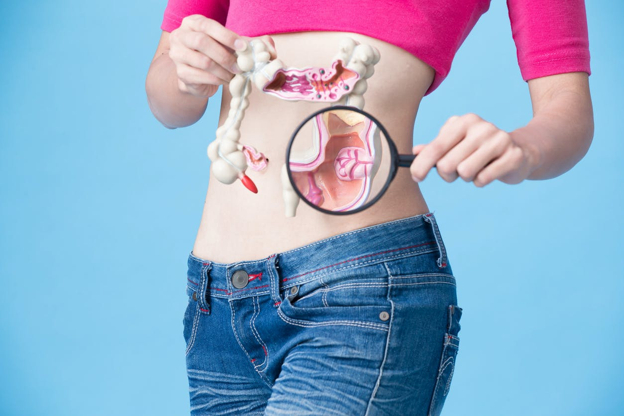 condiloame datorate intestinelor