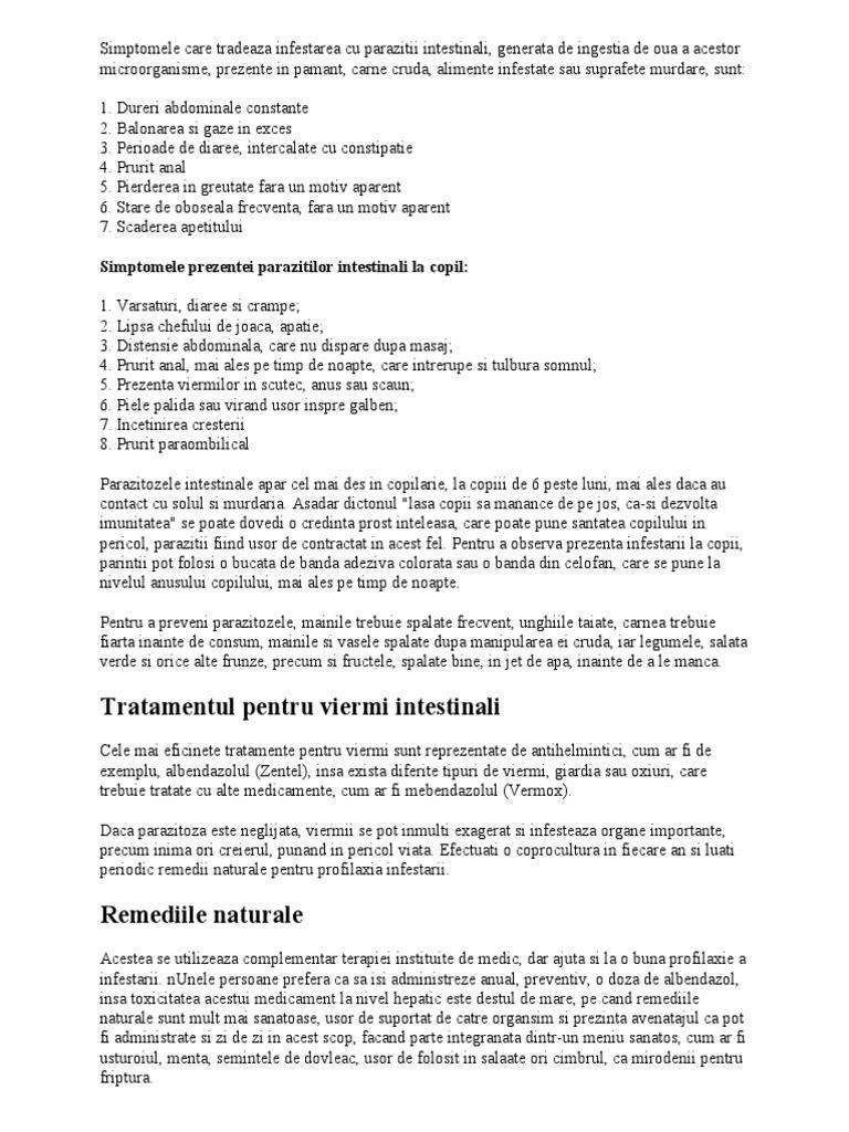 Orori sănătoase: beneficiile paraziţilor | tulipanpanzio.ro