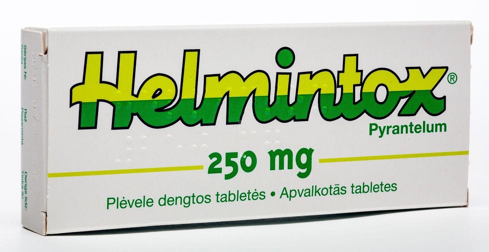 Helmintox sachet et allaitement, Helmintox mg инструкция Helmintox composition