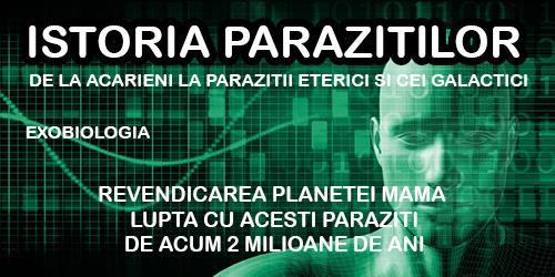 paraziti eterici paraziti la peste