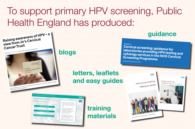 nhs hpv side effects