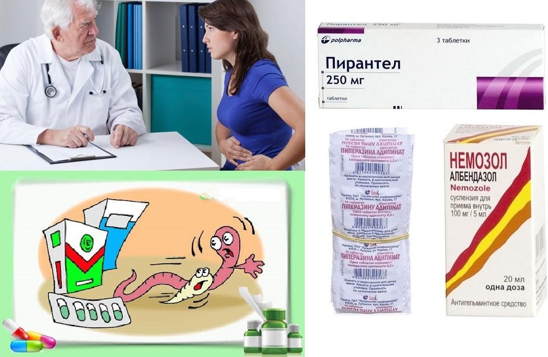 pastile pentru tratamentul viermilor pinworm la copii cancer colon que es
