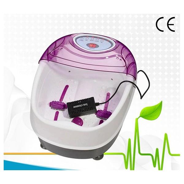 Detoxifiere cu electroliza