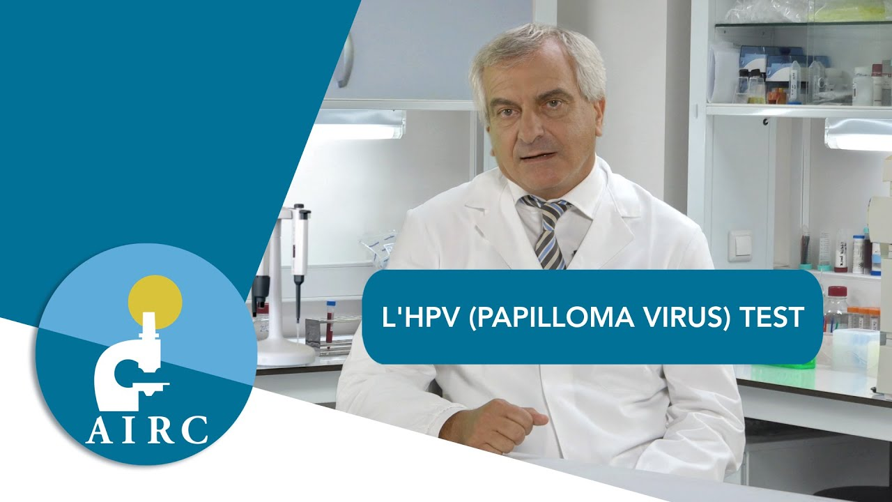 papilloma virus che esami fare treatment of skin papilloma