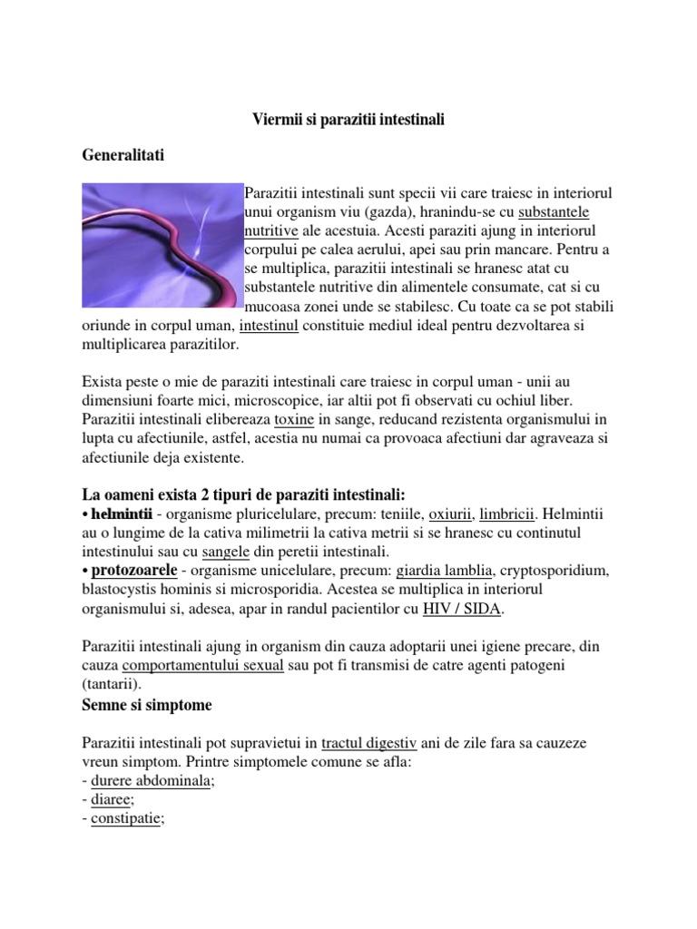 Dezvoltarea viermei rotunde în corpul uman, Descrieți pe scurt dezvoltarea viermei