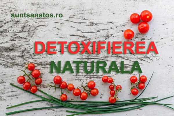 Alimente recomandate detoxifiere