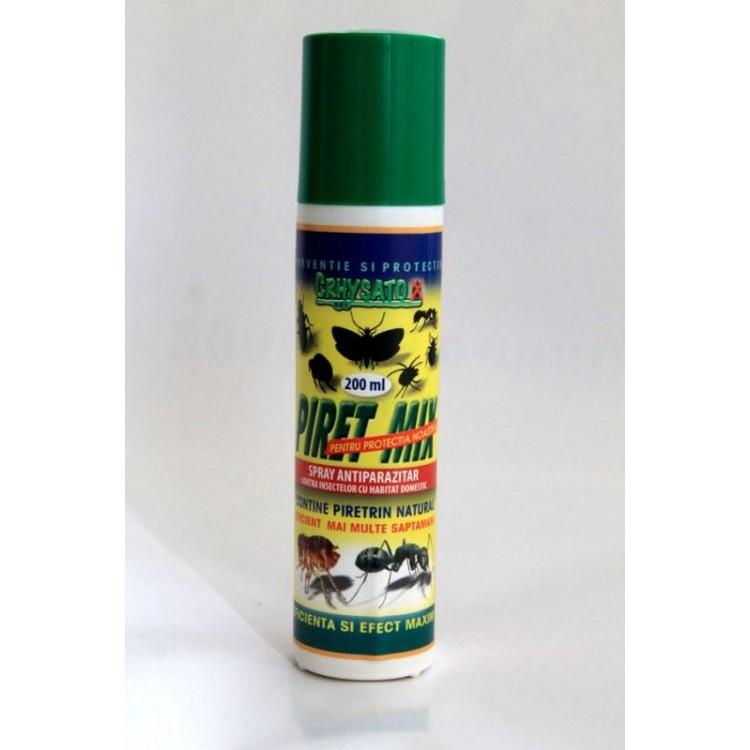 produse antiparazitare insecticide și insecticide