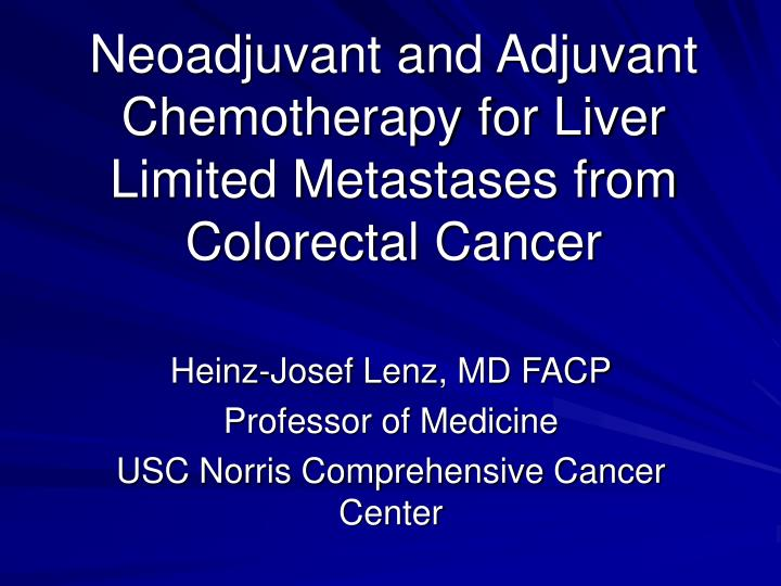 cancer hepatic ppt