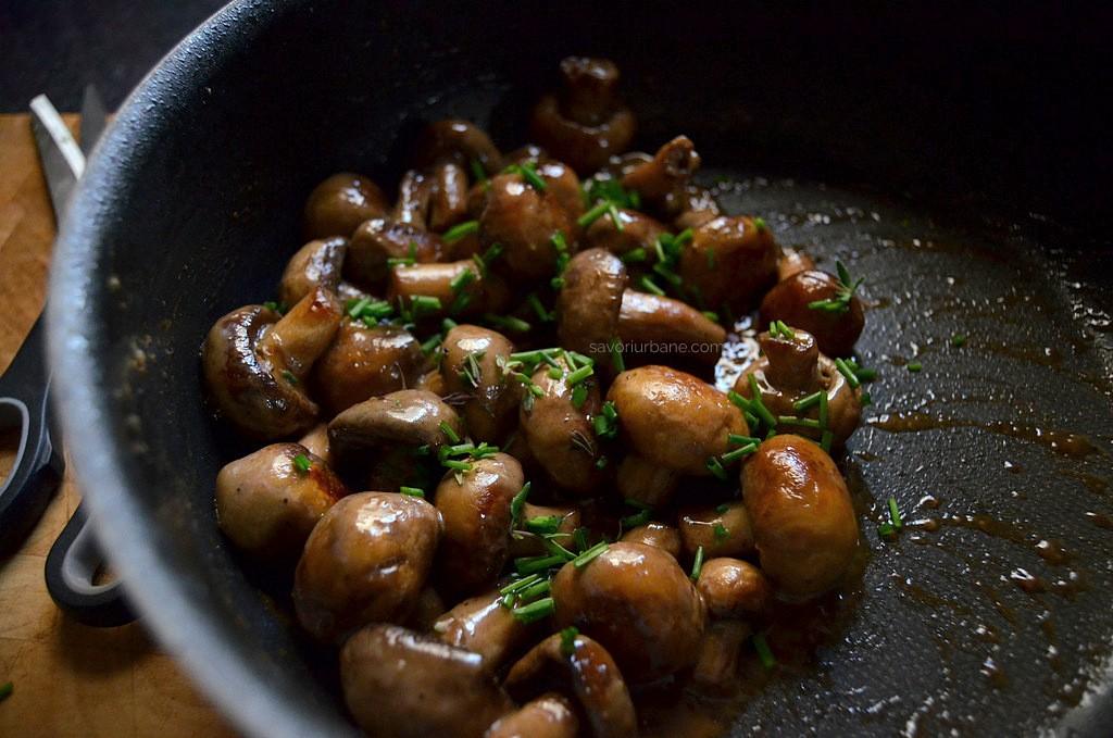 Ciupercile - hranitoare si cu putine calorii! - Slab sau Gras