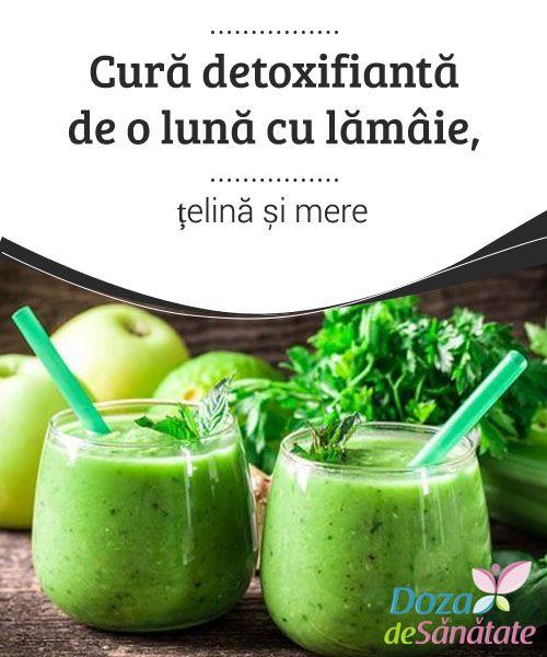 cura detoxifiere o saptamana