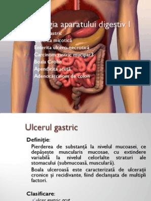 enterită gastrică