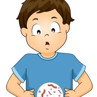 cum să tratezi viermii la un copil papilloma sotto la lingua
