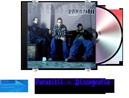Parazitii (Discografie)