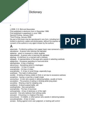 helminth suffix definition virus papiloma del