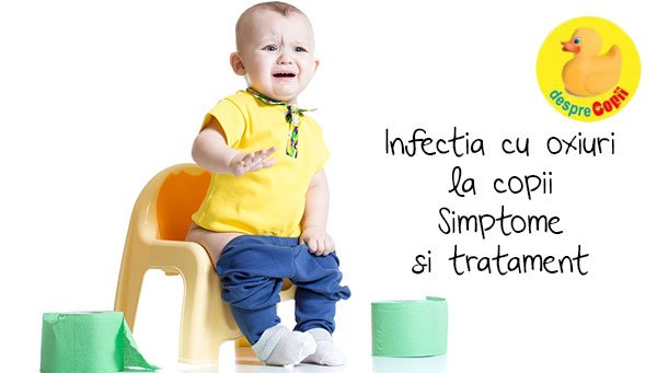 oxiuri simptome copii