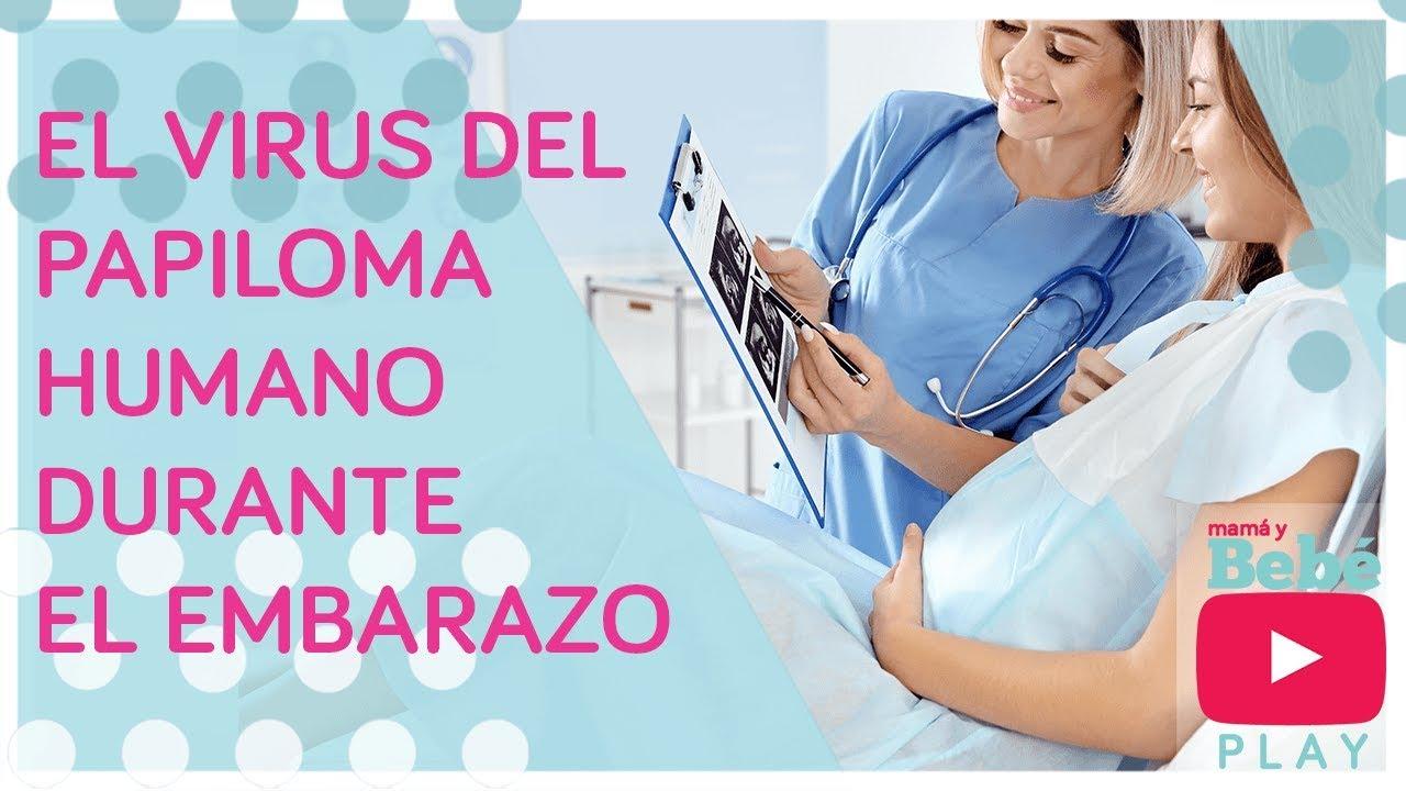 Papiloma virus embarazo, Papiloma virus en el embarazo