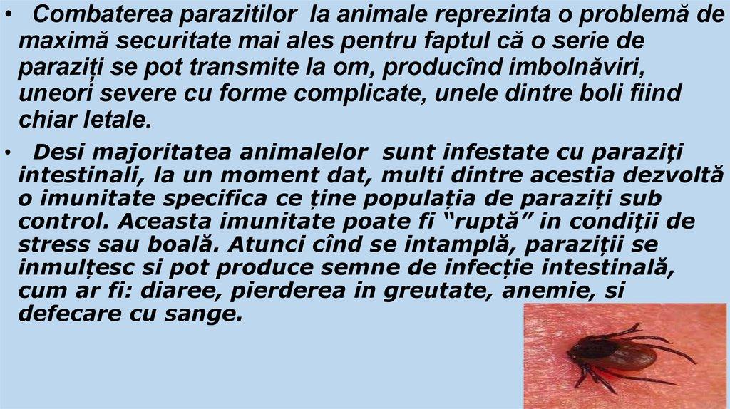 paraziti gura
