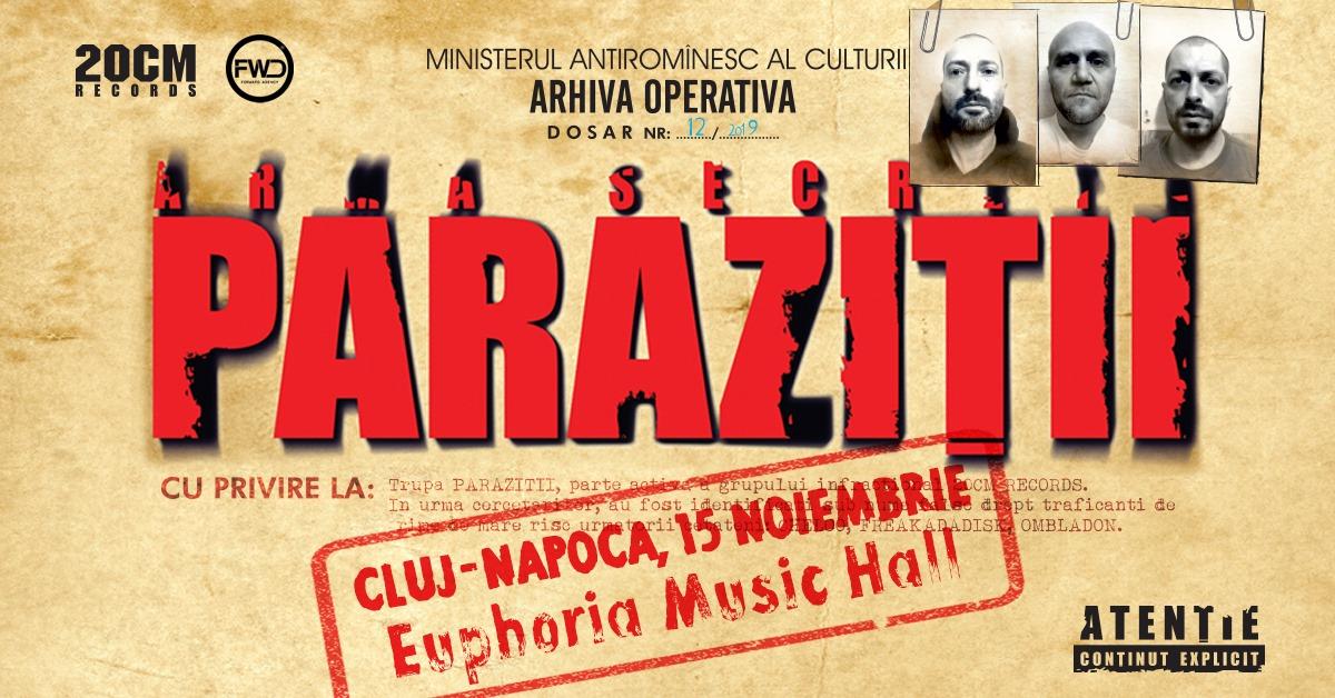 parazitii euphoria music hall npara medicament antiparazitar