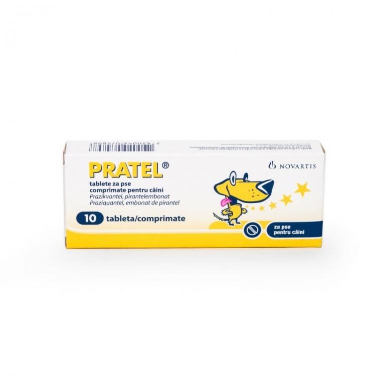 tablete de vierme