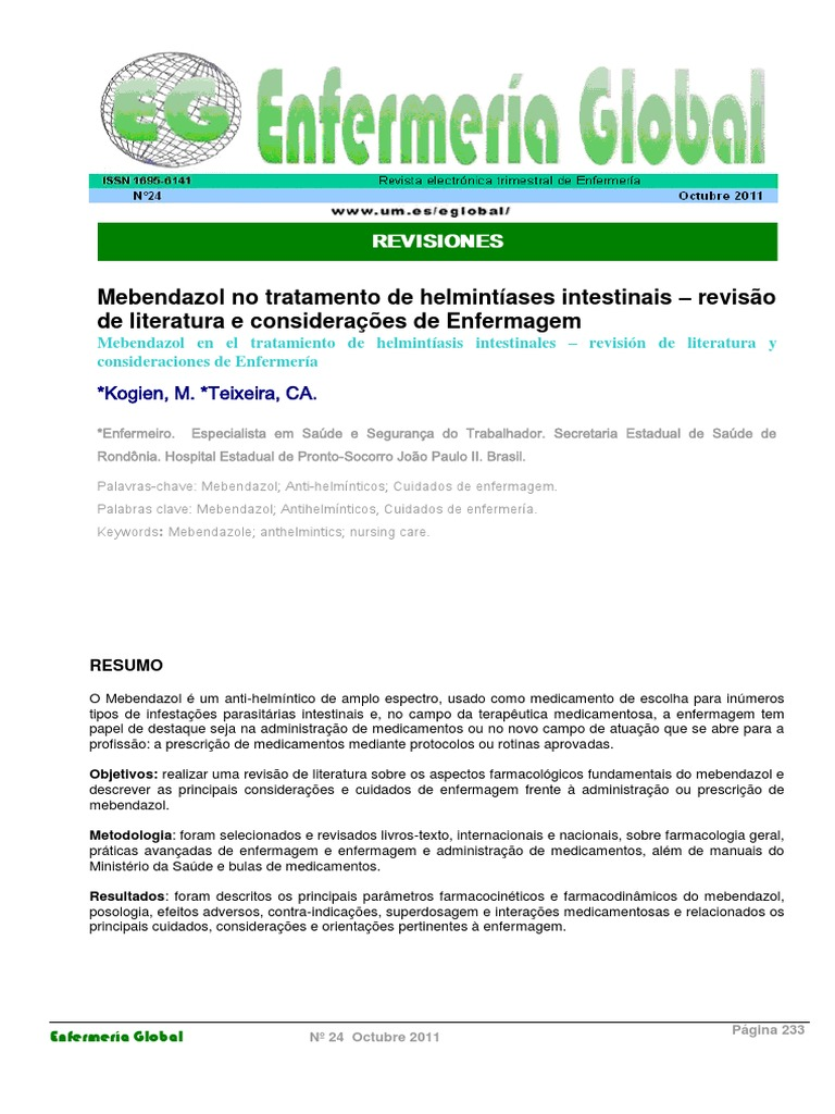 tratamentul helmintiazei în clinică