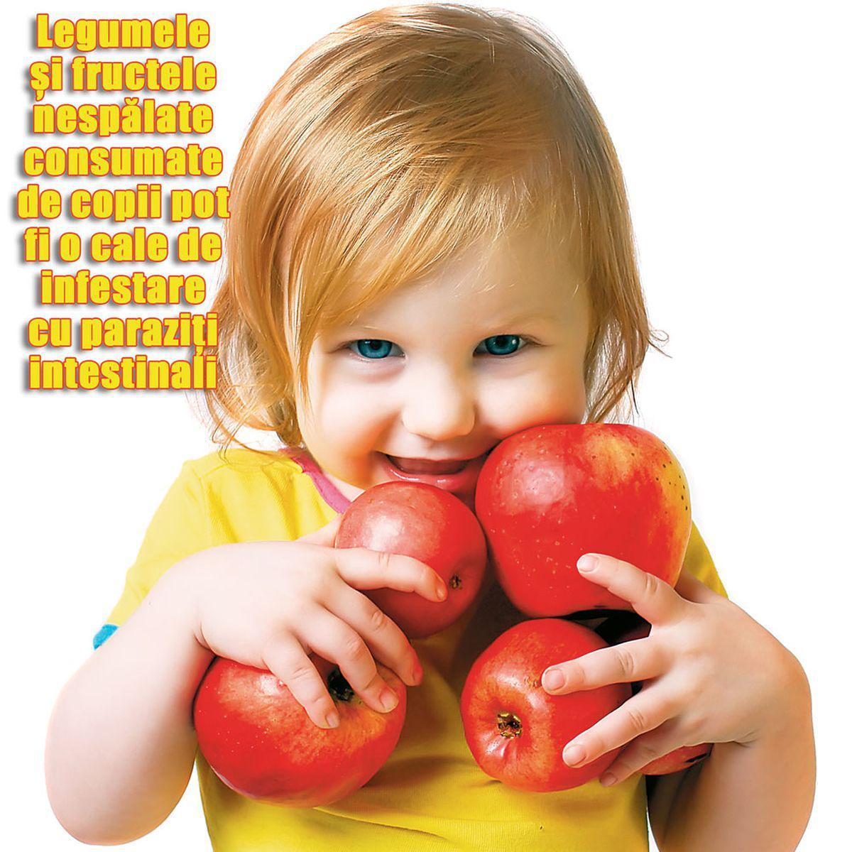 viermi în metode de tratare a copiilor)