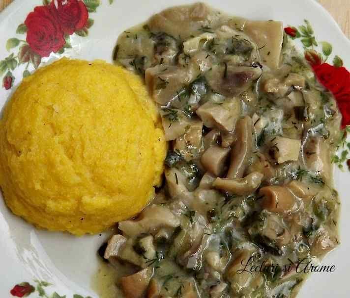 ciuperci vegane