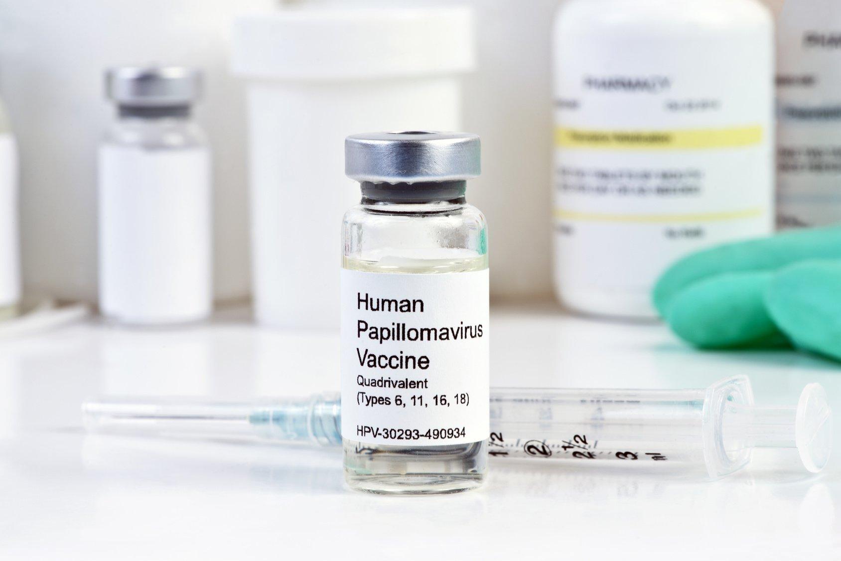 hpv vaccine prevent throat cancer pentru a vindeca ouăle de vierme